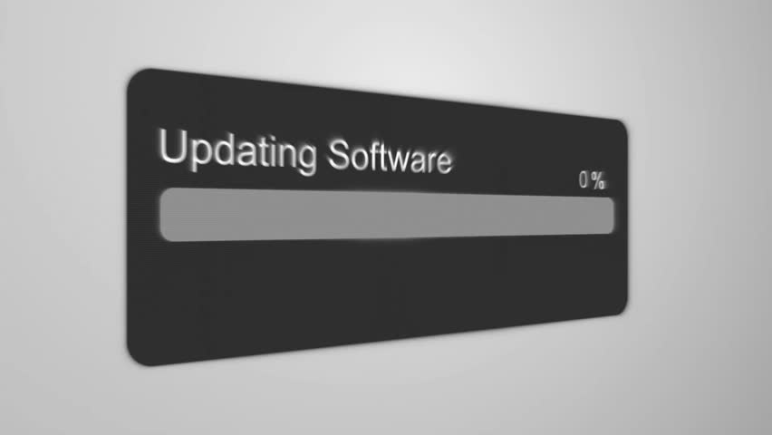 Update Software Process Animation  | Shutterstock HD Video #1023637222