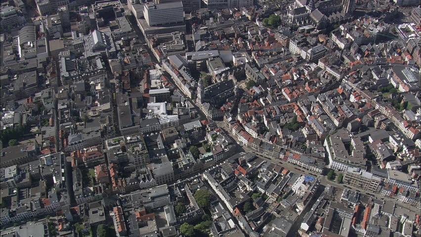 AERIAL Belgium-Vleeshuis 2007: Antwerp