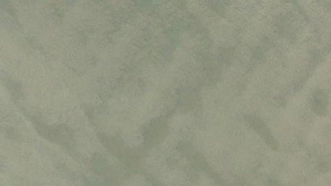 Sand floor on beach