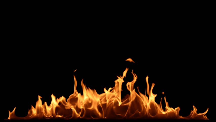 Fire Flames burning. 4K motion background. 3d rendering. Seamless loopable animation. Royalty-Free Stock Footage #1024119770