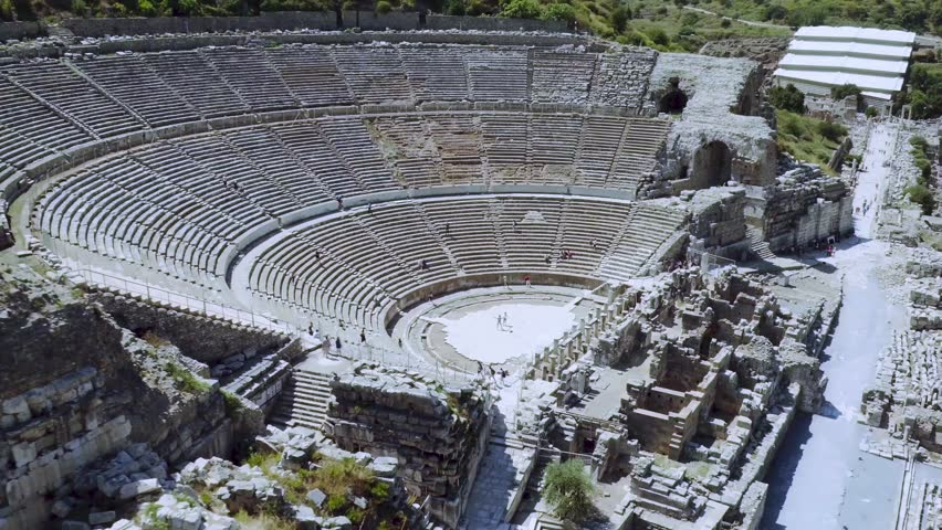 Ephesus ancient city, Turkey