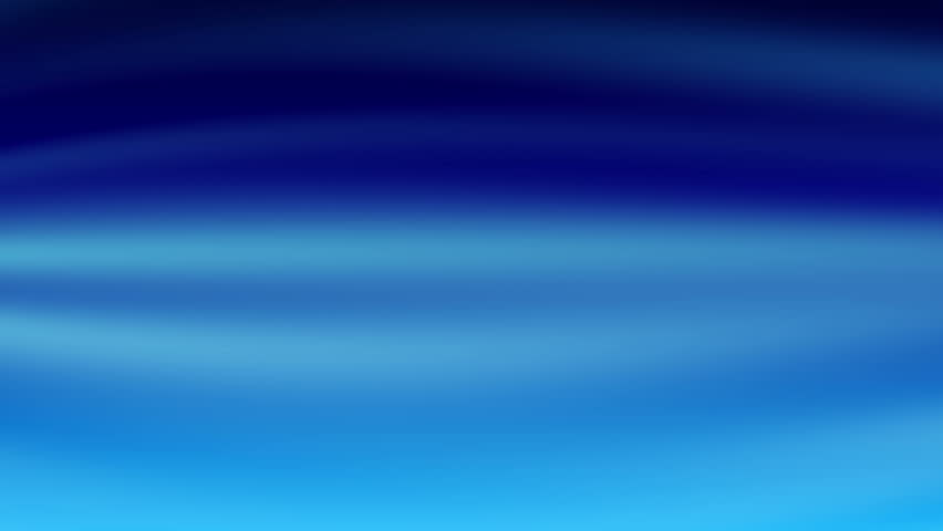 Blue Soft Waves Background || Looping Animation  #1024411172