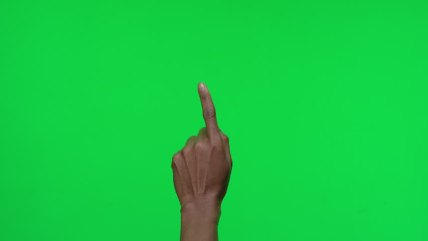 Female hands on green screen chroma background making gestures, perfekt, peace, fist, zoom in | Shutterstock HD Video #1024738013