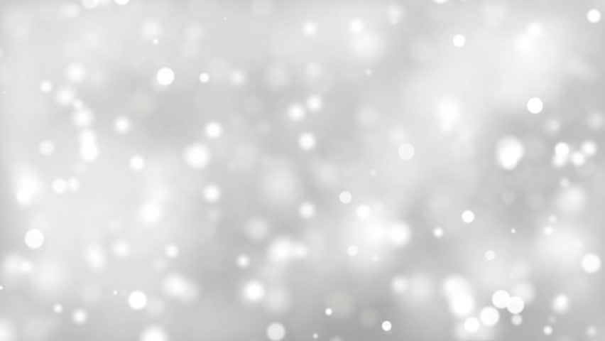 White Glittering Defocused Lights #1024808438
