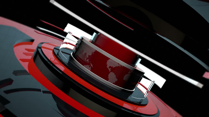 News Studion Background Loop | Shutterstock HD Video #1024914134