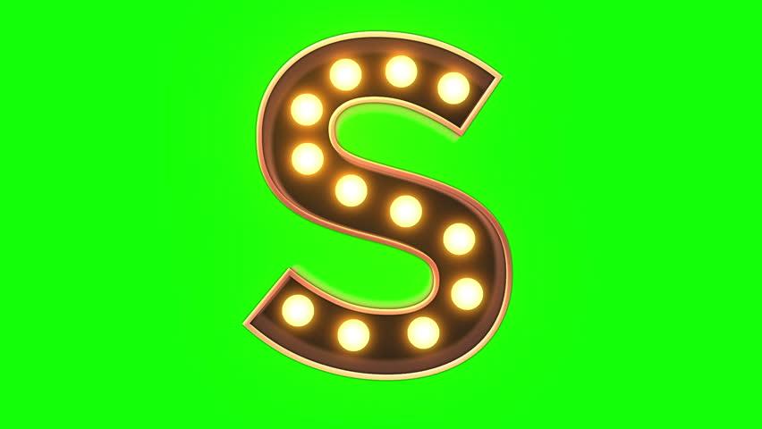 Bulb Light Typeface