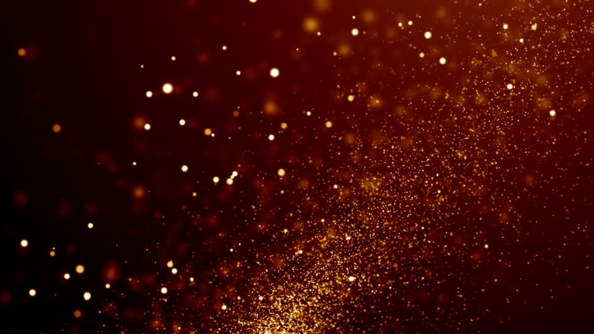 Particles dust bokeh abstract light motion titles cinematic background loop | Shutterstock HD Video #1024919528