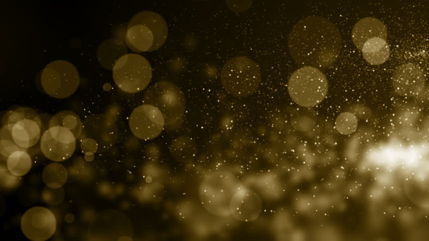 Particles gold bokeh glitter awards dust abstract background loop Royalty-Free Stock Footage #1024919567