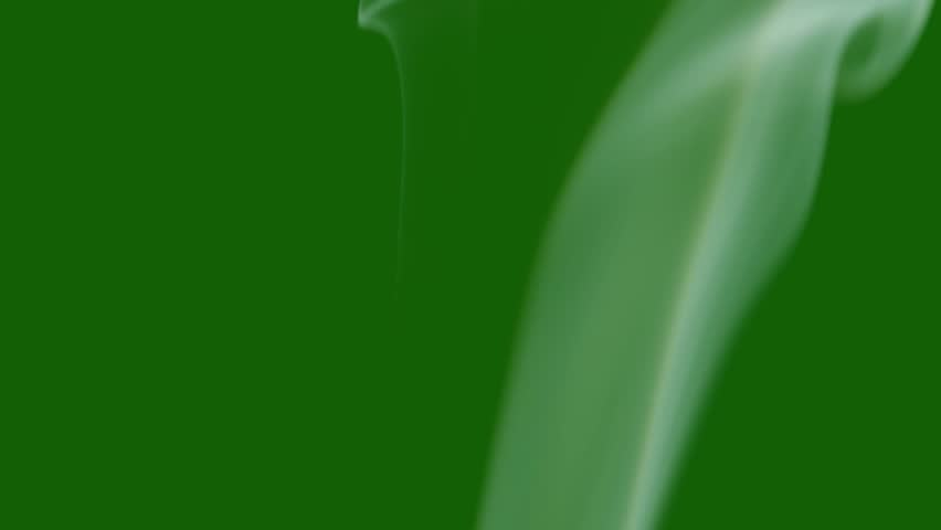 White smoke with green screen | Shutterstock HD Video #1024959326