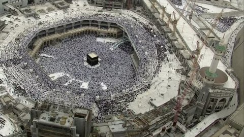 Aerial View Makkah Stock Video Footage 4k And Hd Video Clips Shutterstock