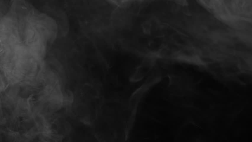 Smoke , vapor , fog - realistic smoke cloud best for using in composition, 4k, use screen mode for blending, ice smoke cloud, fire smoke, ascending vapor steam over black background - floating fog | Shutterstock HD Video #1025325398