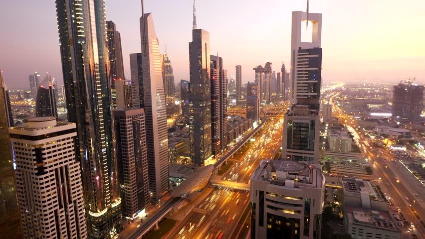 Futuristic Urban Architecture Infrastructure Metropolitan Cityscape Skyline #1025349755