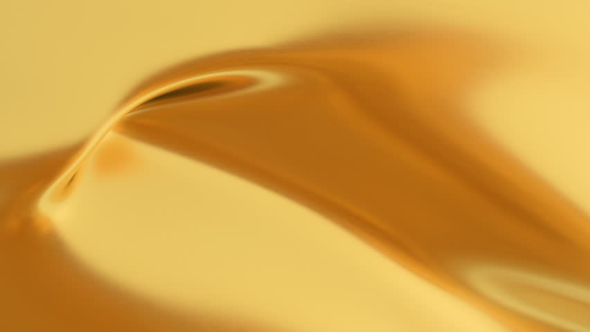 abstract gold liquid. Golden wave background. Gold background. Gold texture. Lava, nougat, caramel, amber, honey, oil.