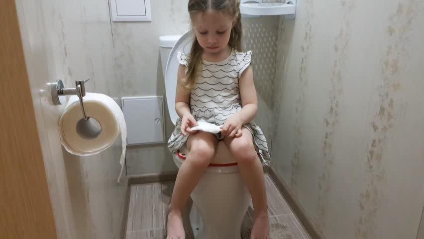 little girl pee Pinterest
