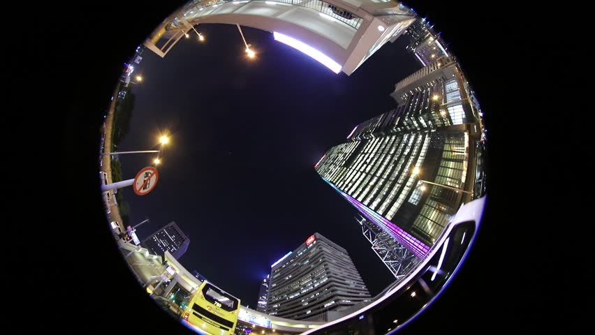 Central, hong kong Sept 2017 , city view at central  | Shutterstock HD Video #1025674253