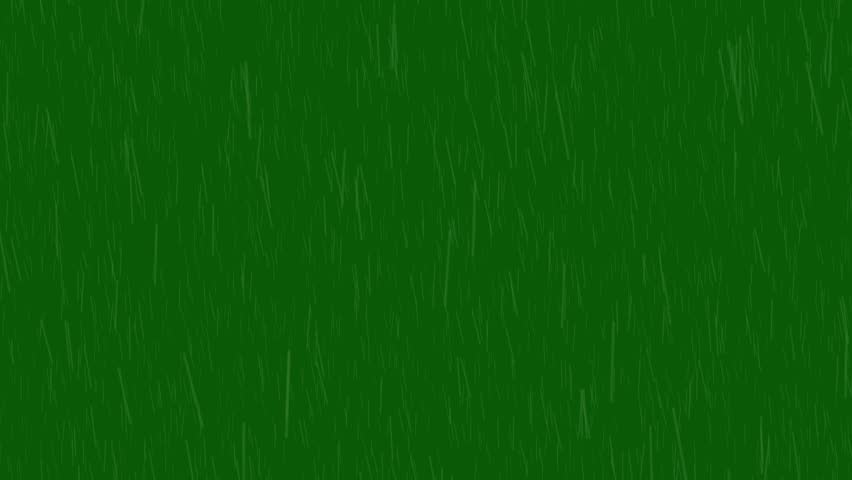 Realistic strong rainfall (rain) VFX with green screen for any kind of video to use. | Shutterstock HD Video #1025966177