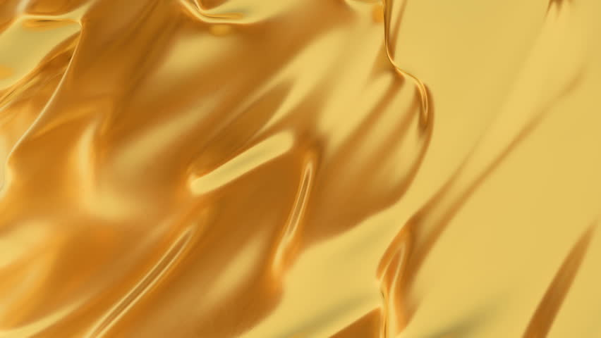 abstract gold liquid. Golden wave background. Gold background. Gold texture. Lava, nougat, caramel, amber, honey, oil. #1026048452