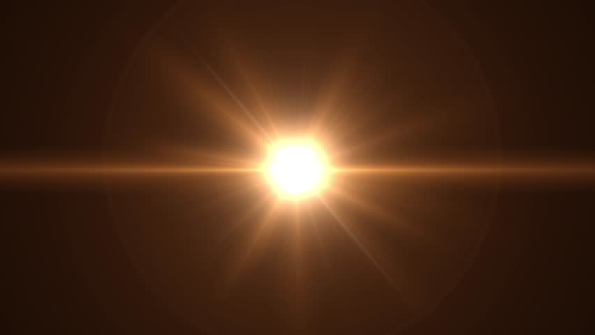sun light lens flares art animation background | Shutterstock HD Video #1026183005