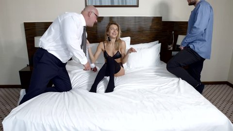 Threesome Stock Video Footage 4k And Hd Video Clips Shutterstock