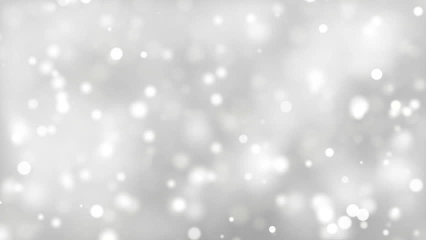 White Glittering Particles Abstract Background #1026399584
