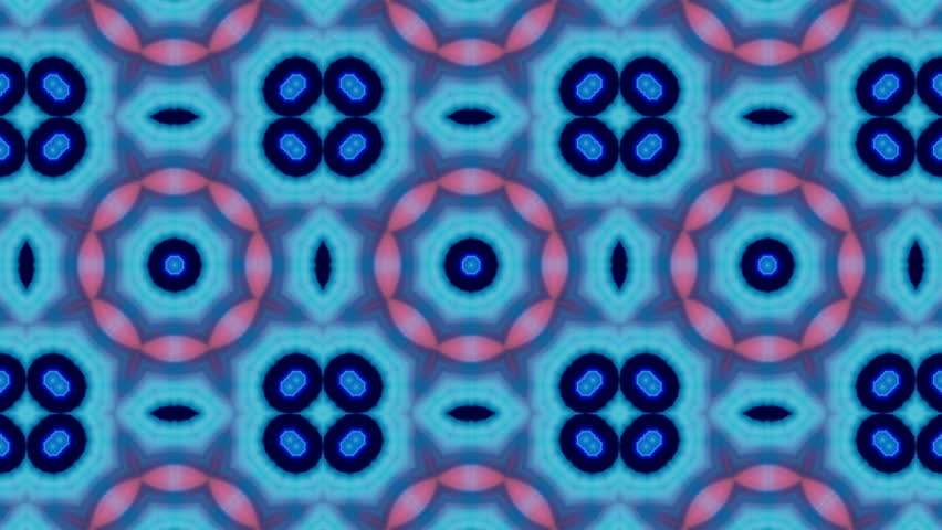 Abstract Colorful Kaleidoscope Background | Shutterstock HD Video #1026464291