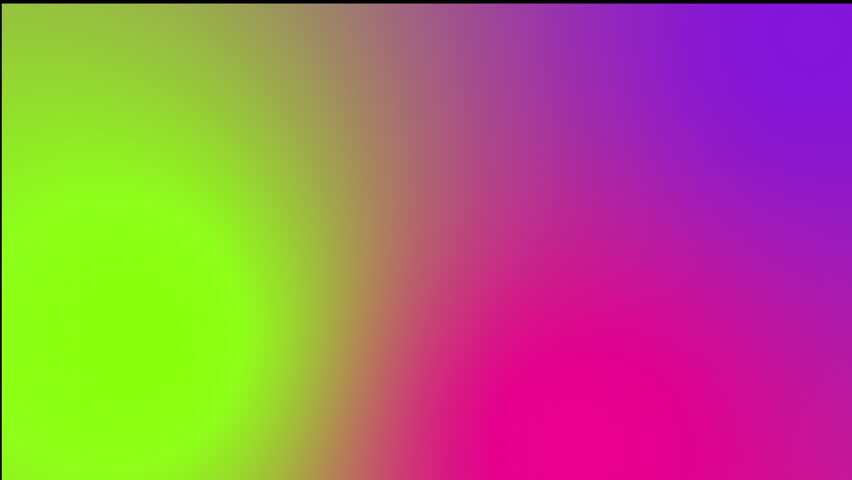 Multicolored Motion Gradient Background. Seamless 3 Beautiful Color Gradients, Green, Pink, Putple #1026852560