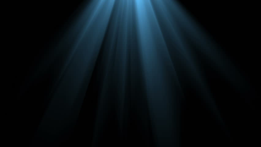 Moving Light Rays, Optical Lens Flare Loop Animation. Very High Quality.