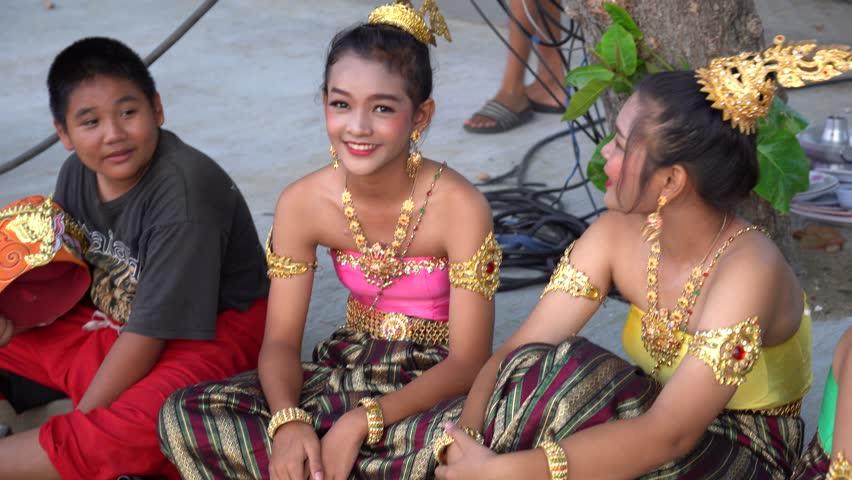 Girls of thailand 1