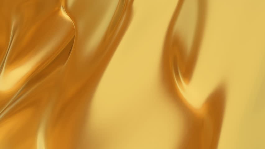 abstract gold liquid. Golden wave background. Gold background. Gold texture. Lava, nougat, caramel, amber, honey, oil. #1027222004