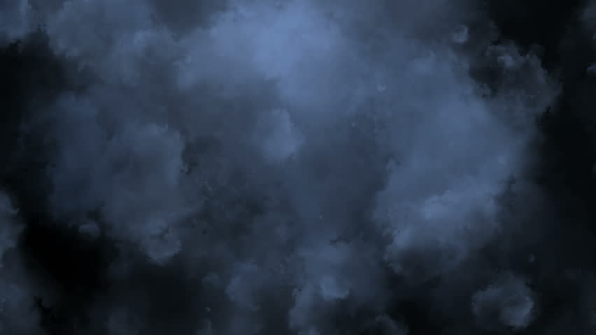 White smoke on a black background.?inematic animation background, flying through stormy clouds. | Shutterstock HD Video #1027345364
