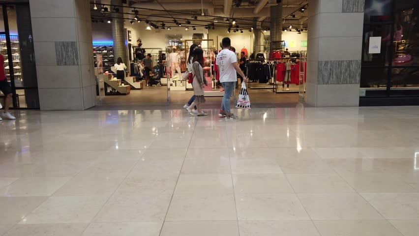 Adidas Originals Store Stock Video