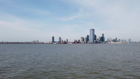 New York City from the east river