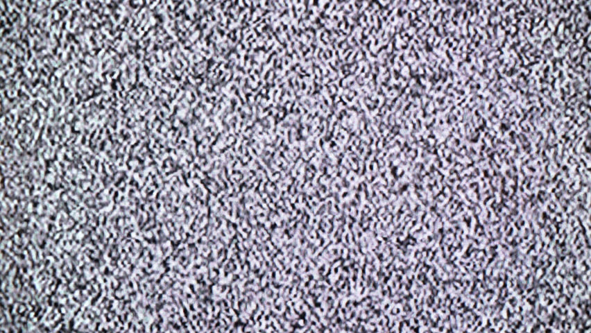 TV static screen, looping old fashioned no signal error | Shutterstock HD Video #1027739228