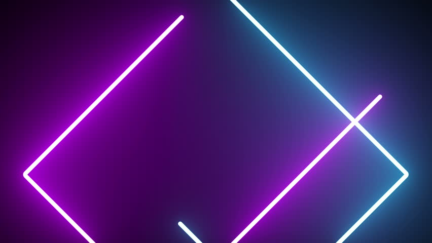 wallpaper art texture element 4k glowing neon lines Abstract rendering geometric shapes 4k motion dynamic animation colorful Computer generated loop animation. Geometric pattern holiday music 4k video #1027770311