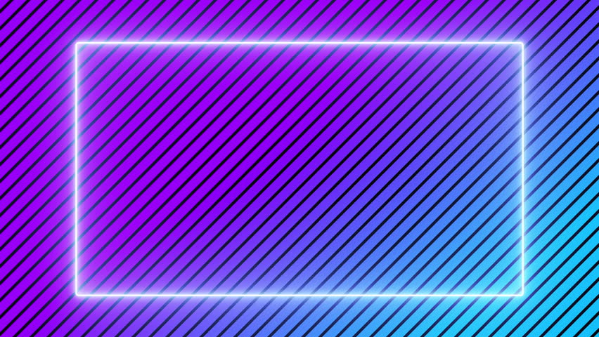 neon wallpaper art texture element 4k glowing lines Abstract rendering geometric shapes 4k motion dynamic animation colorful Computer generated loop animation. Geometric pattern holiday music 4k video Royalty-Free Stock Footage #1027864400