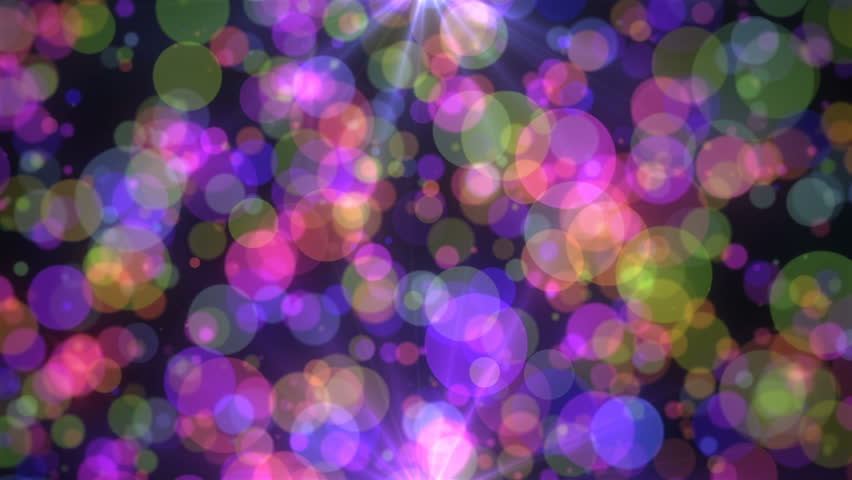 Fantastic colorful shiny background with particles looped | Shutterstock HD Video #1027882211