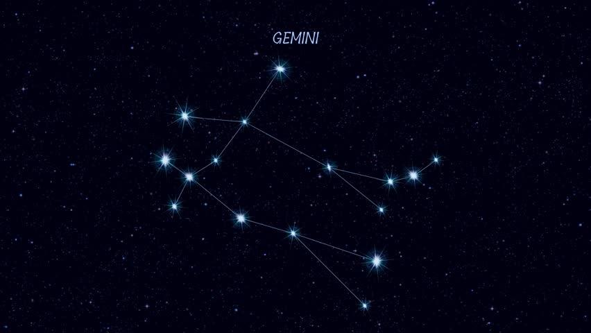оформление созвездие близнецы фото на небе даже есть
