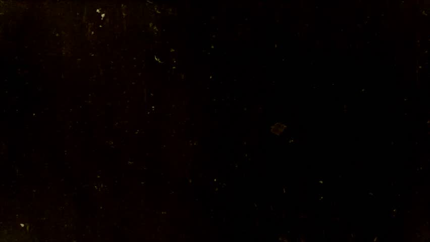 Old Film Overlay, Scratched, Splotches, Dust and Damages, Black screen | Shutterstock HD Video #1028257691