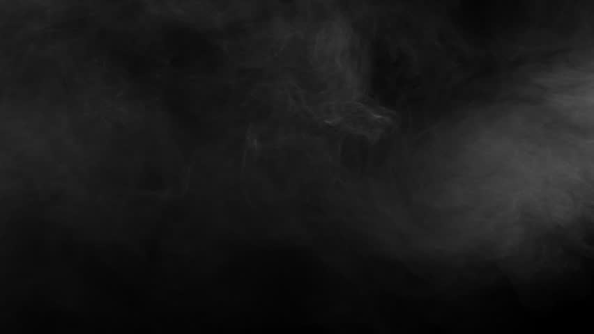 Smoke , vapor , fog - realistic smoke cloud best for using in composition, 4k, use screen mode for blending, ice smoke cloud, fire smoke, ascending vapor steam over black background - floating fog | Shutterstock HD Video #1028275499