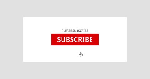 please click subscribe button stock footage video 100 royalty free 1024804550 shutterstock subscribe button stock footage video
