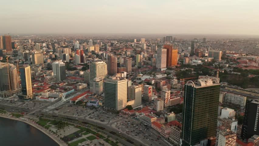 Luanda, Angola, Africa . .
