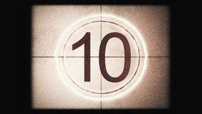 film movie number countdown symbol clip