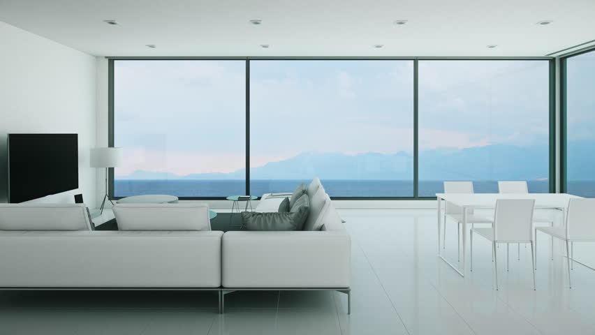 Modern Luxury Living Room Interior Stock Footage Video 100 Royalty Free 1029366890 Shutterstock,Home Decorating Paint