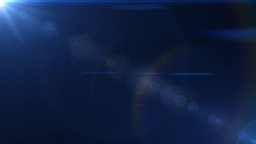 Moving lens flare effect on black background. 4k animation. | Shutterstock HD Video #1029397748