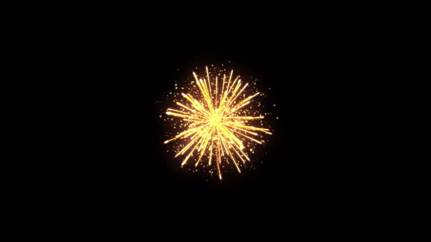 3D Abstract. Realistic animation Firework Colorful. | Shutterstock HD Video #1029433178
