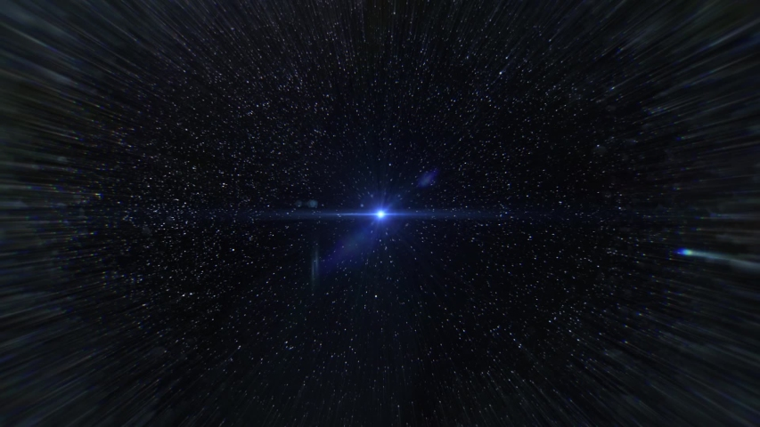 Black Hole Infinite Loop in space for background video | Shutterstock HD Video #1029604952