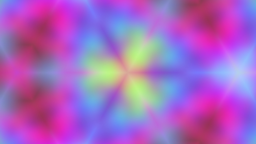 Hypnotism. Hypnosis. Kaleidoscopic looping. Abstraction, mosaic. Psychedelic. Hallucinations. Multi-colored deformation. Background for a concert, night club, performances, video. | Shutterstock HD Video #1029762968