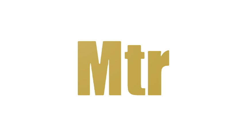 Mtr Word Cloud Animated Isolated Royalty-Free Stock Footage #1029801767