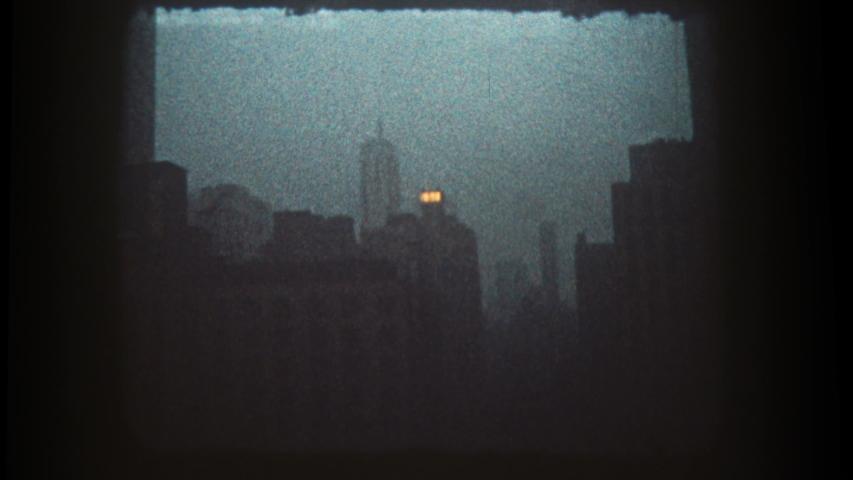 8mm Film Footage, New York (1959)