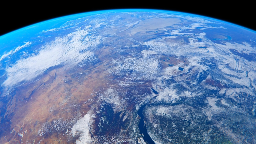 The earth  CG world space global universe planet | Shutterstock HD Video #1030142039
